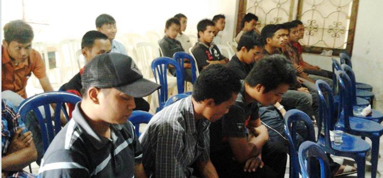 Forum Pemuda Desa Sambak Akhirnya Terbentuk