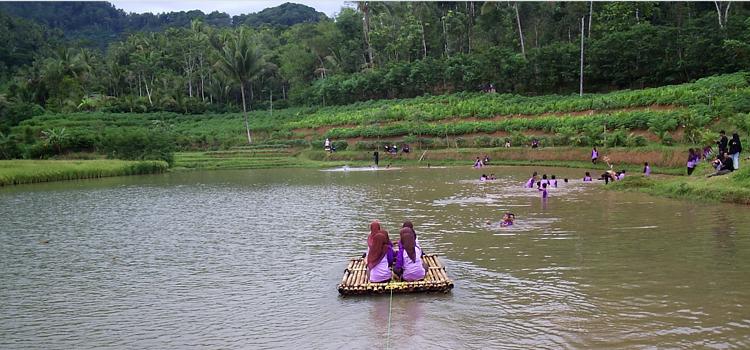 Bendungan sileri, Ikon Desa Sambak yang Terlupakan