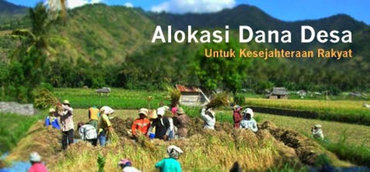 APBDes Tahun 2015 Desa Sambak