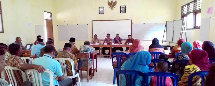 Penyusunan dan Penetapan APBDes Desa Sambak dinilai Belum Partisipatif