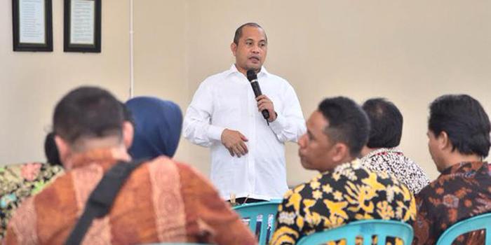 Pembangunan Desa Pakai Dana Desa Harus Bersifat Padat Karya
