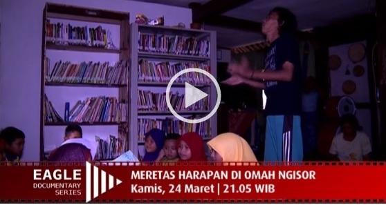 Meretas Harapan di Omah Ngisor (Sebuah Film dokumenter)