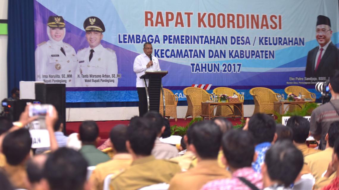Tak Pasang Baliho DD, Aparat Desa Terancam Berurusan dengan Hukum