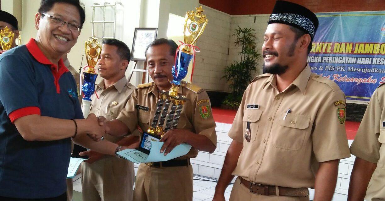 Desa Sambak Juara 3 Lomba PHBS tingkat Kabupaten Magelang