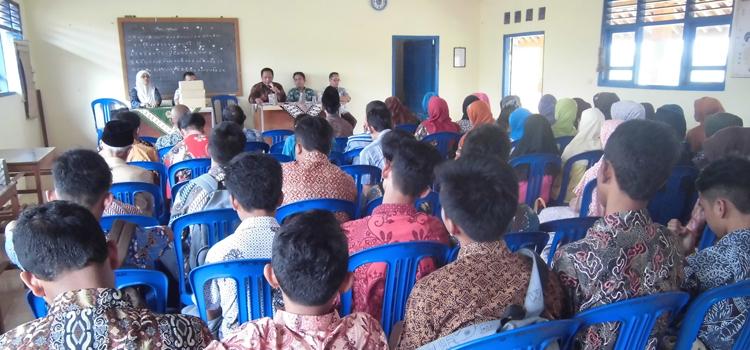 SMP Muhammadiyah Sambak Peringkat Pertama se-Kecamatan Kajoran