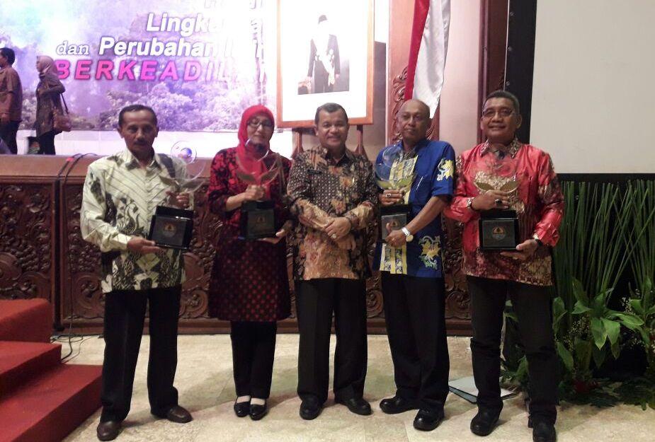 Desa Sambak Terima Penghargaan Proklim Tingkat Nasional