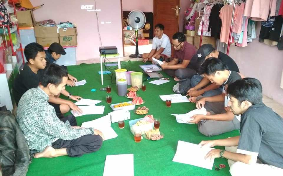 KIM Sambak ikuti Kopdar Relawan TIK Magelang