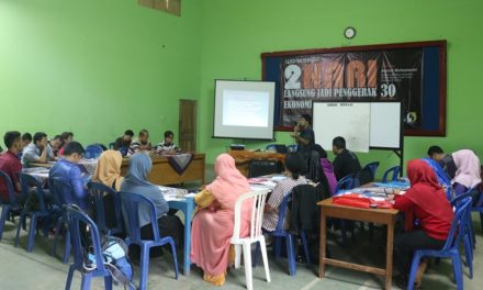 BUMDes Kartadesa Menggelar Workshop 2 Hari Menjadi Penggerak Ekonomi Desa